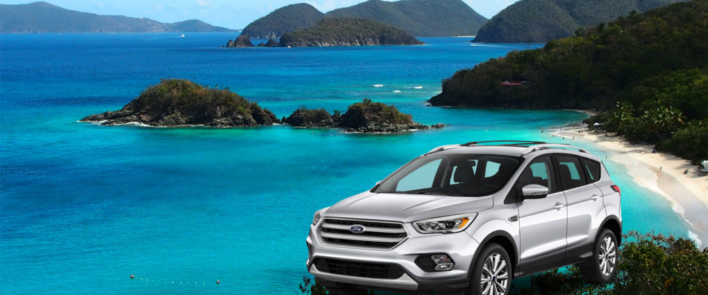 Aquarius Car rental St John