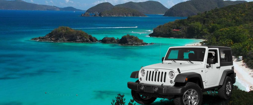 Rent A Jeep St. John US VIrgin Islands